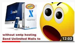 Send Unlimited Mails to Unlimited subscribers